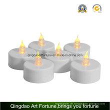 Smokeless LED Teelicht Kerzen für Hochzeit / Party Warm White