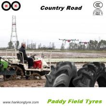 Neumático de agricultura, Neumático de campo de arroz, Neumático de OTR