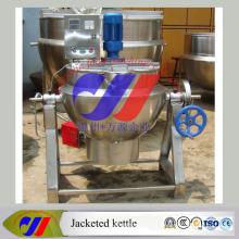Tilting & Agitation Jacketed Wasserkocher Kochtopf