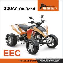 300cc Atv con homologación CEE para las carreras