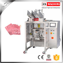 Automatic Facial Sheet Mask Filling And Sealing Machine