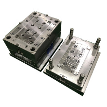 professional molds design and manufacture precision injecting pieces molding making abs plastic injection mould