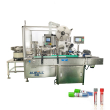 Hot sale Testing agent bottle filling machine and medical reagent tube filling and sealing machine