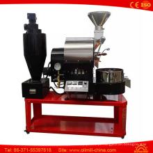 Torrador de café da máquina da repreensão do feijão de café 1kg mini