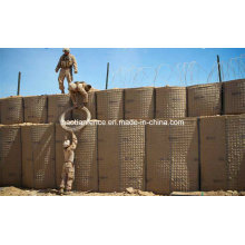 Maufactory Military Sand Wall Hesco Bastion
