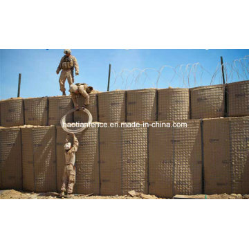 Maufactory Military Sand Wall Hesco Bastion