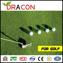 Curved Monofilament Golf Grass Artificial Turf (G-1051)