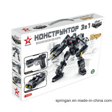 "Robotech Series Designer 3 en 1 ""Steel Scout"" Blocks Toys"