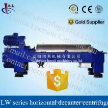 Décanteur continu automatique de centrifugeuse d'acier inoxydable de crème de lait de Lw