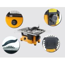 "100mm 4 ""90W elétrica Arts and Crafts Mini Bench Saw"