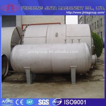 High Efficient Asme Approved Reboiler Heat Exchanger in Alcohol Project