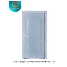 Armoured Security Door with Powder-Blue