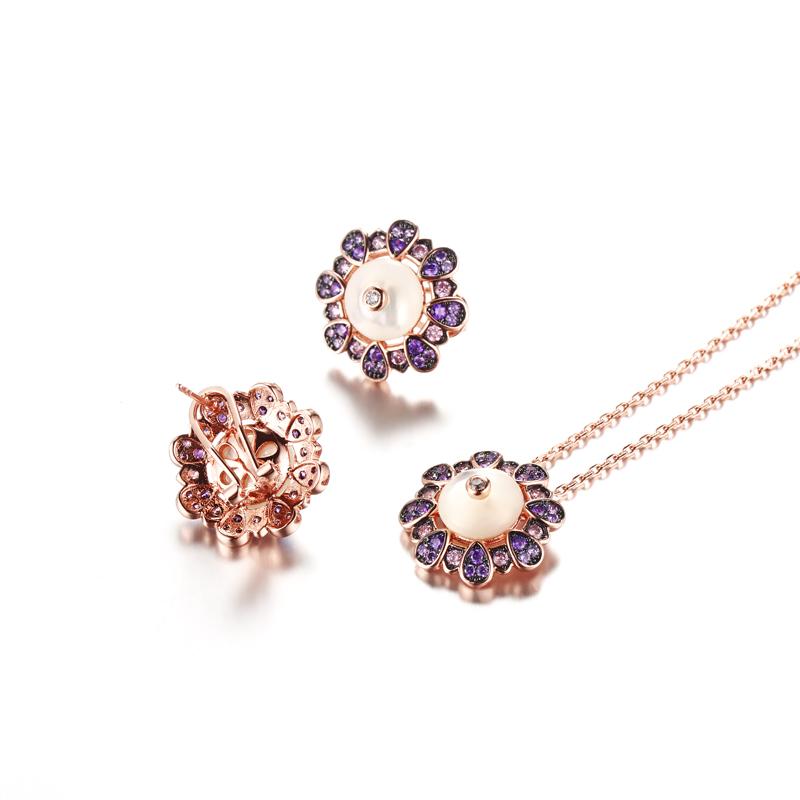 gold fashion jewelry sets