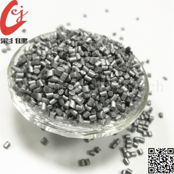 Best Price for for Universal Silver Masterbatch Granules,Silver Masterbatch For Universal Use,Silver Masterbatch For Universal Plastic Suppliers in China Grey sheet Masterbatch Granules supply to South Korea Supplier