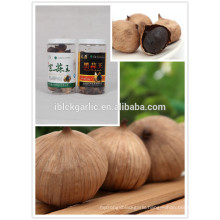 a kind of health snack black garlic made from china 250g/bottle