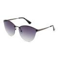 Gafas de sol unisex coloridas de las gafas de sol del diseñador del estilo de moda
