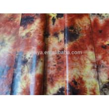 Ventas al por mayor Africa Occidental Jacquard Hecho a mano Impreso Guinea Bazin Riche damasco Brocade tela de algodón 10 Yardas / Pieza Top-selling