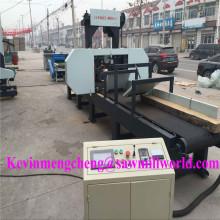 CNC, Machine Scie à ruban automatique haute précision de coupe bois scie