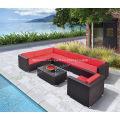 Aluminum Sofa Outdoor Furniture Casual Living Sofa S0277