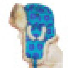 Зимняя шапка с трикотажной тканью с мехом (WT1201)