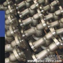 Écran en acier inoxydable de l'acier inoxydable A216 Wcb & Gg25 et A105 (SS304 / SS316 / SS304L / SS316L)