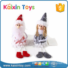 10255306 Hot Selling Funny Design Plush Snowman Christmas Gift Items