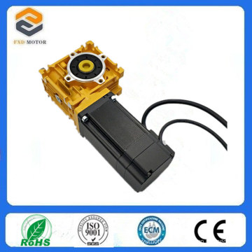 High Power 250W Low Voltage 36V Gear Brushless DC Motor with Gear Box