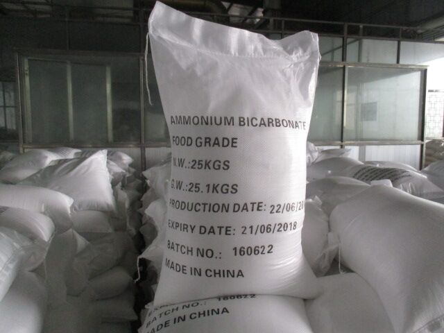 food grade sodium bicarbonate 99%