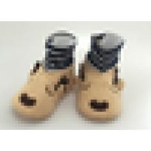 Fantastische Baby-Winter-Pantoffel-Schuh-späteste Art scherzt Tierhefterzufuhren
