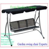 Outdoor Metal Tsling Swing Chair (QF-63022-3)