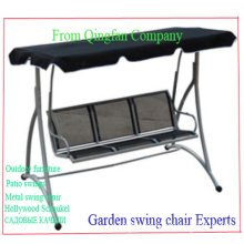 Outdoor Metal Tsling Swing Chair (QF-63022-3)