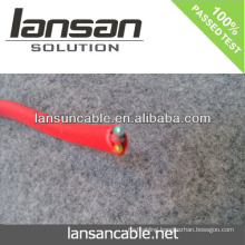 LANSAN Red anti-theft alarm cable