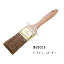 Sj8001 100% brosses synthétiques pour la peinture