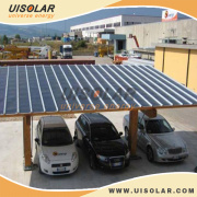 customized Aluminum Solar Carport