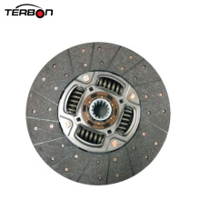 430*252*14*48*4S Genuine auto parts friction clutch disc