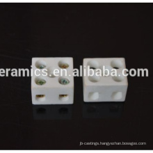 Electrical ceramic terminal block