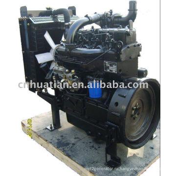 Двигатель Weifang K4100ZD 41kw