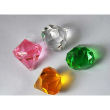 Top quality top sell decorative acrylic diamonds
