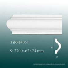 Plain Panel Molding para decoração de interiores e casas