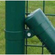 Runde Stahl Zaun