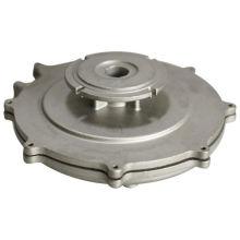 Metal / Vidrio de agua / Sílice Sol / Fundición de acero con aluminio y hierro