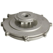 Metal/Water Glass/Silica Sol/Steel Casting with Aluminum and Iron