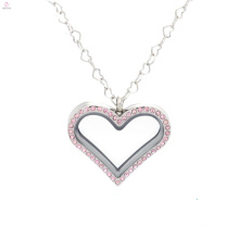 2018 new memory locket stainless steel chain to make necklace jewelry