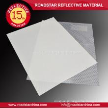 Alta qualidade segurança prismáticos cobertura reflexiva para Roadsign