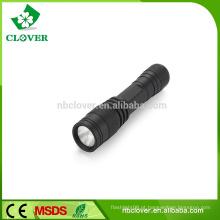 18650 bateria de alto brilho 10w levou lanterna de segurança da polícia