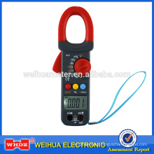 Digital Clamp Meter WH823 with Capacitance Test Backlight Buzzer Temperature Data Hold Frequency Duty Cycle