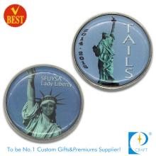 Versorgung Custom Souvenir Liberty Coin (KD-205)