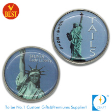 Supply Custom Souvenir Liberty Coin (KD-205)