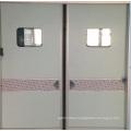 Silver Gray Automatic Airtight Door