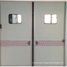 Argent Grey Porte étanche automatique